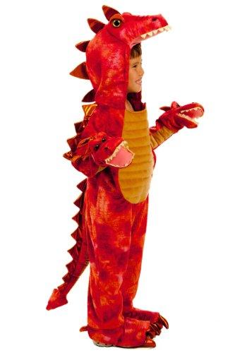 Princess Paradise boys Baby Boys Hydra Red Dragon Costume Large 9-10