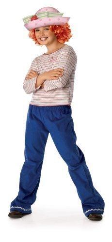 Child Strawberry Shortcake Costume - Small