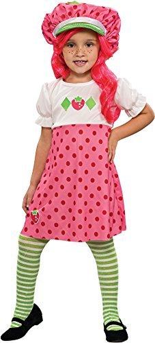 Strawberry Shortcake Costume Medium by Rubies