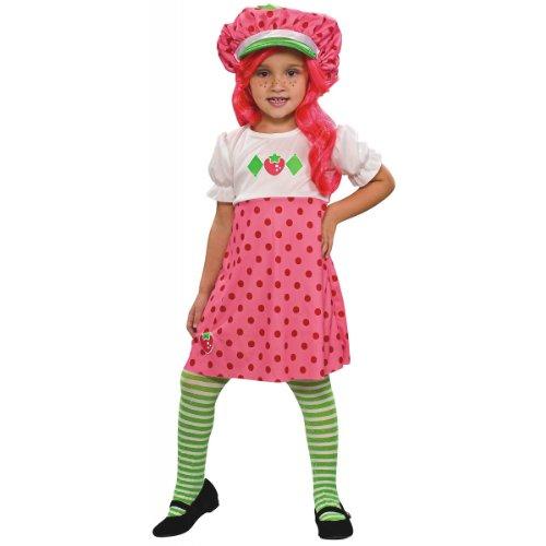 Strawberry Shortcake Costume Toddler