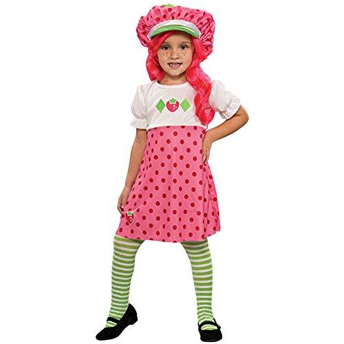Strawberry Shortcake Toddler Costume