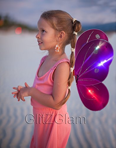 Butterfly Wing  Fairy Wing Costume for Girls - Glow in the Dark