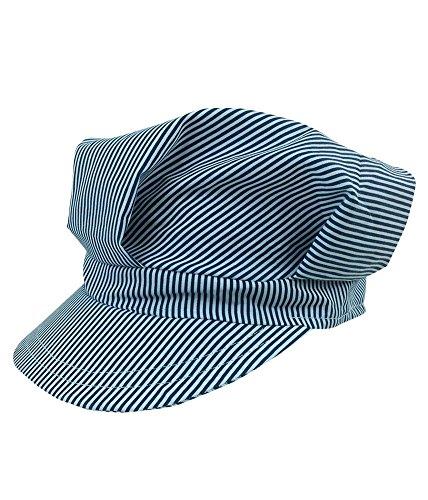 Adjustable Train Engineer Hat - Train Engineer Costume Hat