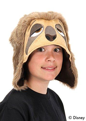 elope Disneys Zootopia Flash the Sloth Costume Hat