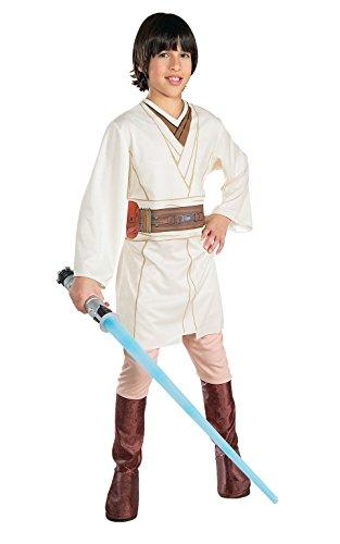 STAR WARS Obi-Wan Kenobi Halloween kids Medium Costume 8-10