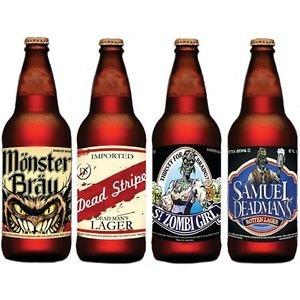 Halloween Slapsticker Beer Decoration Adult Halloween