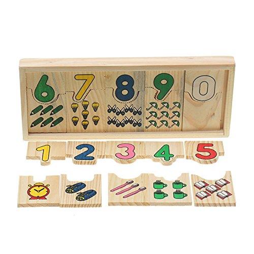 Children Math Teaching Abacus Wooden Toy Kids Educational Developmental Toy