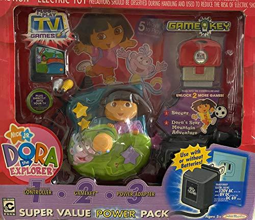 Dora the Explorer Plug Play TV Game Set