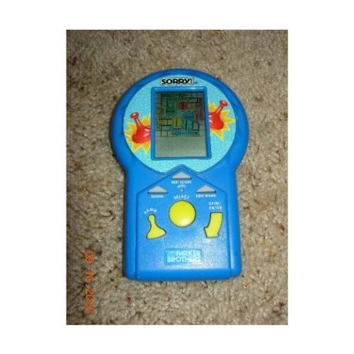 Sorry Handheld Electronic Game