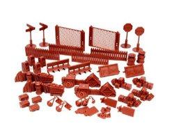 Battlezones - 20th Century Brick - Urban Accessories