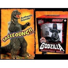 Godzilla Destroy All Monsters Battlezone Collectible Figure Godzilla by Far East Monsters LTD