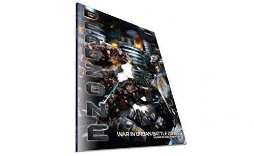 Mantic Games Deadzone Rulebook War In Urban Battlezone