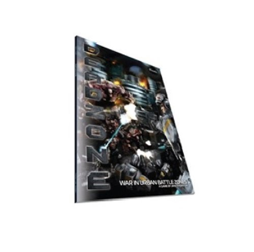 Mantic Games Deadzone Rulebook War in Urban Battlezone by Mantic Games
