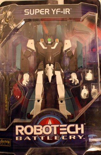 Toynami Robotech Battlecry Super YF-1R Weritech Super Poseable Figure