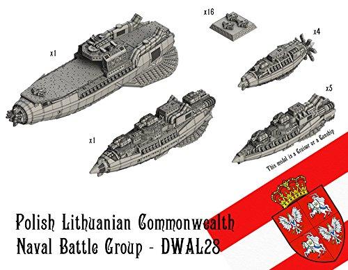 Polish Lithuanian Commonwealth Naval Battle Group