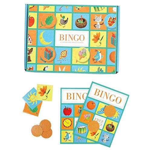 Mudpuppy Bingo Kids Board Game