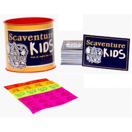 Scaventure Kids Board Game