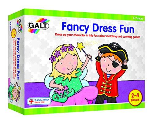 Galt Toys Inc Fancy Dress Fun Board Game