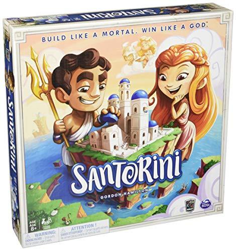 Roxley Santorini Multi Strategy Board Game