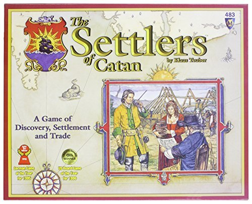 Mayfair The Settlers of Catan Board Game by MayFair Games