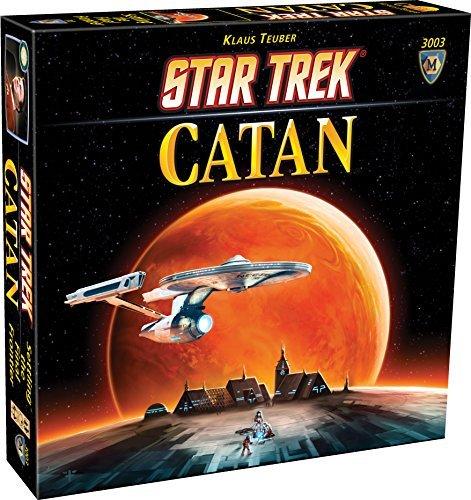 Star Trek Catan Board Game by Mayfair Games