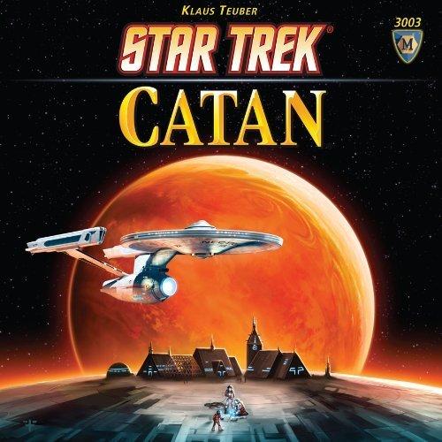 Star Trek Settlers of Catan Board Game by Star Trek Catan