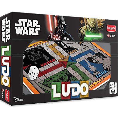 Funskool Star Wars Ludo Board Game