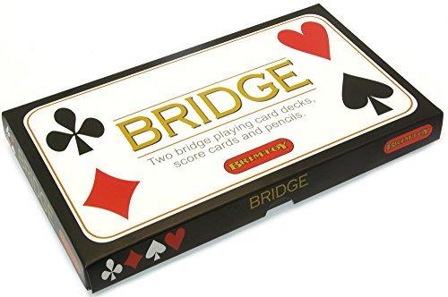 Bridge card game set by Brimtoy Card Games