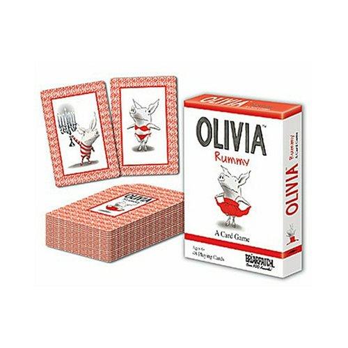 Briar Patch Olivia Rummy Card Game
