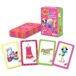 Groovy Girls Fashion Rummy Card Game