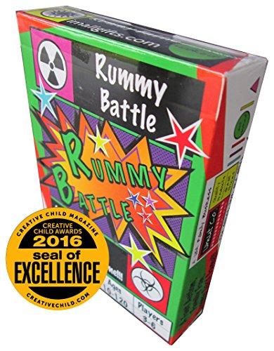 Rummy Battle Card Game