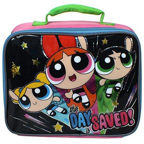 Cartoon Network Powerpuff Girls The Day Saved Insulated Lunch Box