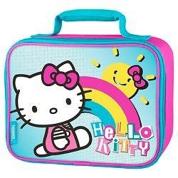 Girls Hello Kitty Sunshine Pretty Thermo Insulated Lunch Box