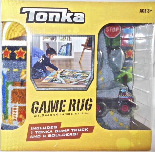 Interactive Game Rug Multicolor