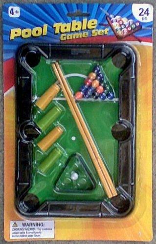 Miniature Pool Table Toy
