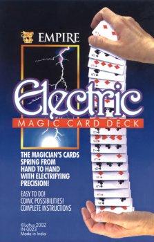 Empire Magic Electric Card Deck Trick