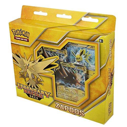 Pokémon TCG Legendary Battle Decks - Zapdos - 60 Card Deck