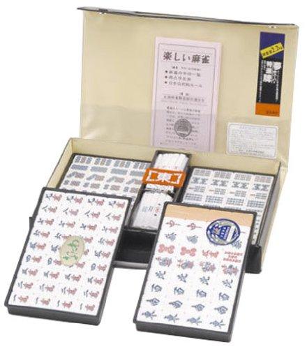 Taiyo Kagaku Mahjong Tiles Naniwa