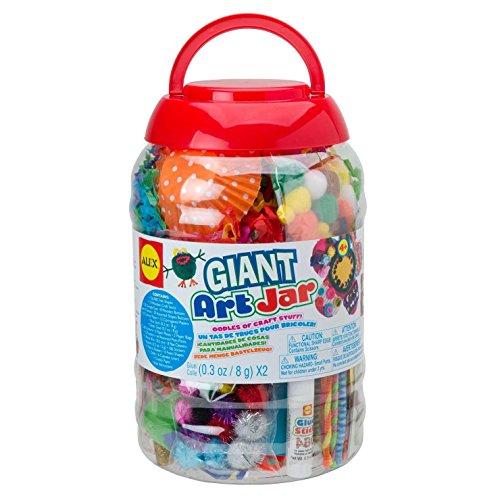 Alex Craft Giant Art Jar Kids Art and Craft Activity