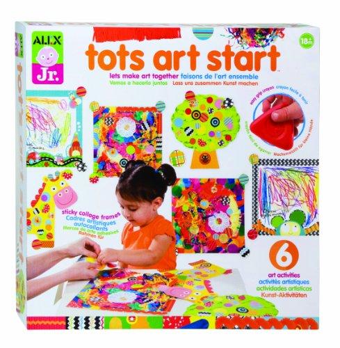 Alex Discover Tots Art Start Kids Art and Craft Activity