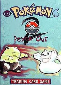 Pokemon Base Set 2 Psych Out Deck