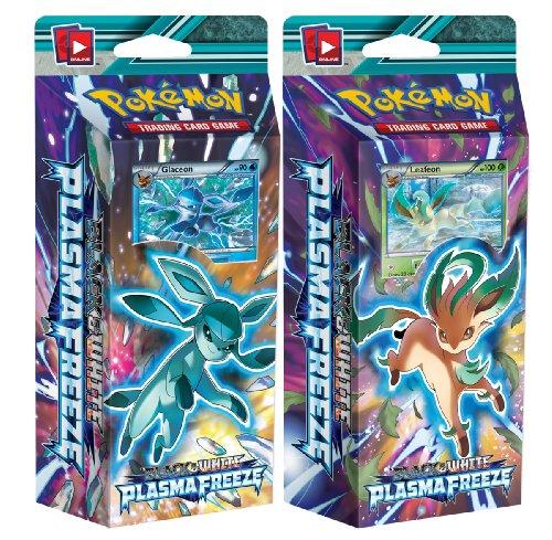 Pokemon Black White Plasma Freeze Theme Deck