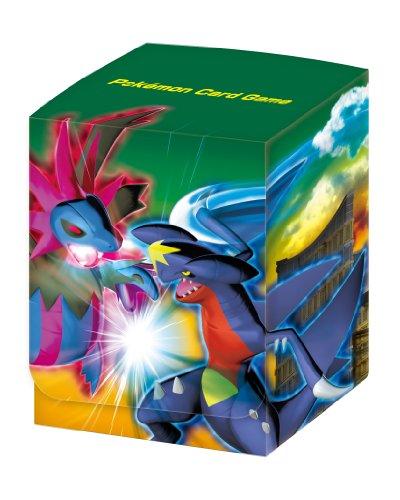 Pokemon JAPANESE Black White Card Supplies BW5 Hydreigon Garchomp Deck Box