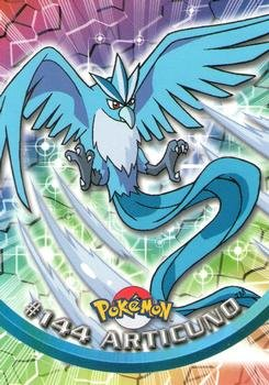 Pokemon Card - Articuno 144 - TV Animation Edition TOPPS