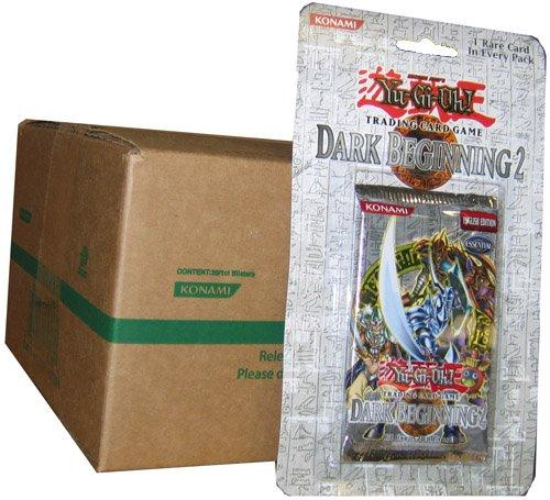 Yugioh Card Game - Dark Beginning Volume 2 Blister Booster Box - 20P13C Toy
