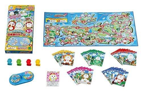 Dokodemo DORAEMON - Japan Trip Game Mini by Epoch
