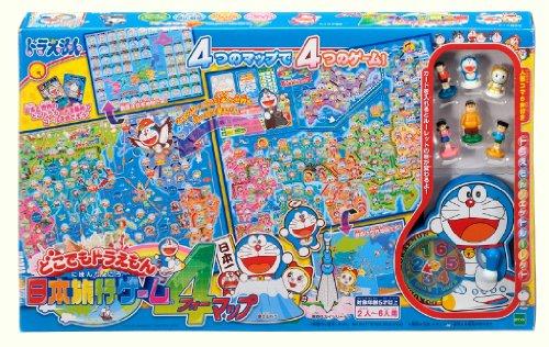 Dokodemo Draemon - Japan Trip Game 4