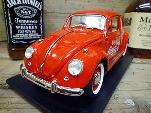 Coca-Cola Coca-Cola Volkswogen Beetle Volkswagen Beetle die-cast miniature cars  118 scale miniature Coca-Cola brand goods