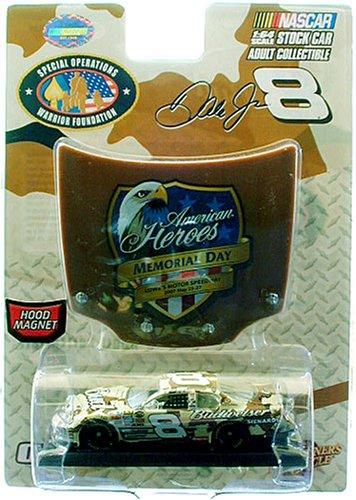 Dale Earnhardt Jr 8 Budweiser 2007 Exclusive SOWF Desert Camo 164 Diecast Car
