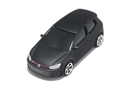 RMZ City 164 Diecast Car Volkswagen Golf Gti Metallic Black L x W x H7 x 25 x 3